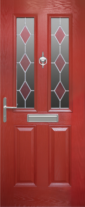 composite exterior doors at discount prices 2 panel 2 square grp door. Black Bedroom Furniture Sets. Home Design Ideas